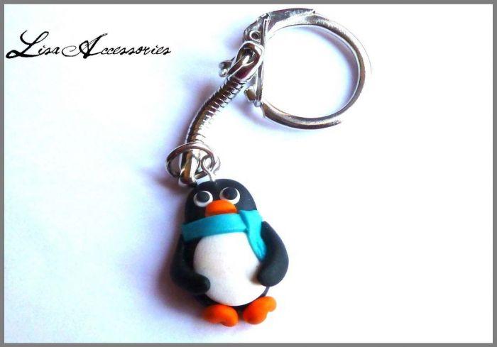 Breloc Pinguin