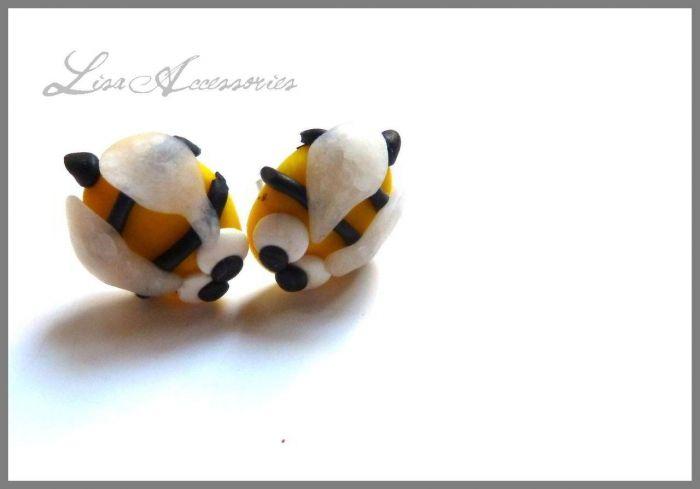 Cercei albinute