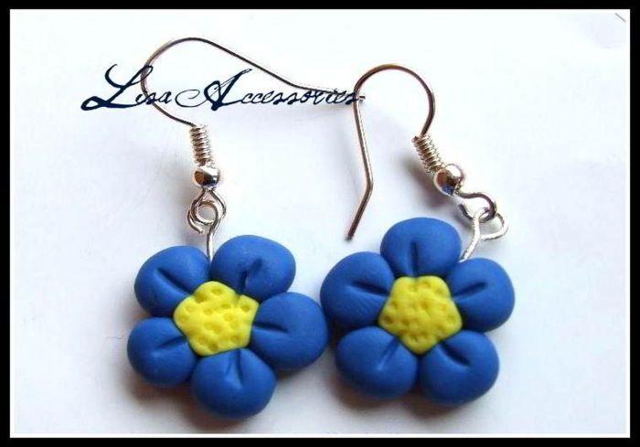 Floricele albastre pentru zile vesele :)