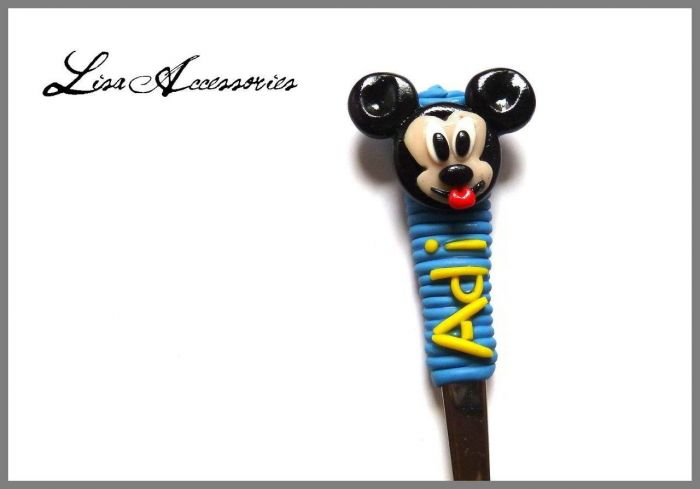 Lingurita Mickey Mouse