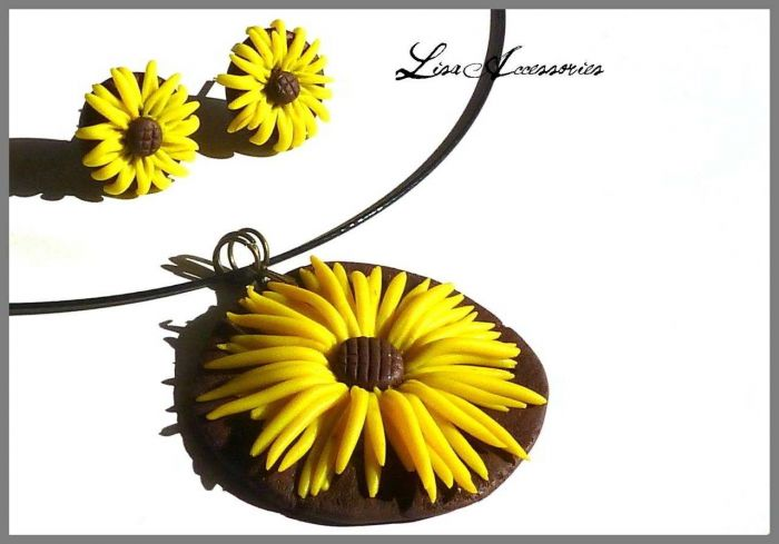 Set Crizanteme Galbene